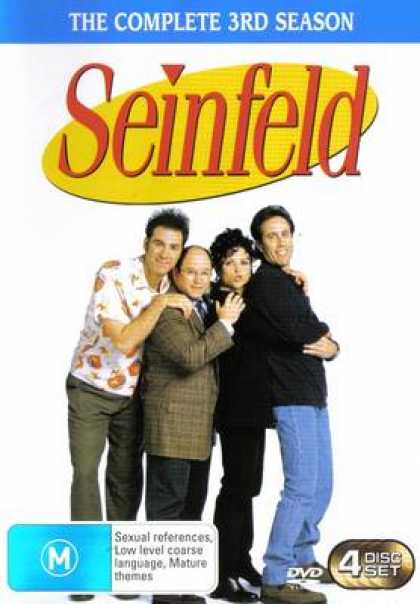 TV Series - Seinfeld - The Complete 3rd Season