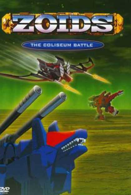 TV Series - Zoids - The Coliseum Battle Thinpack