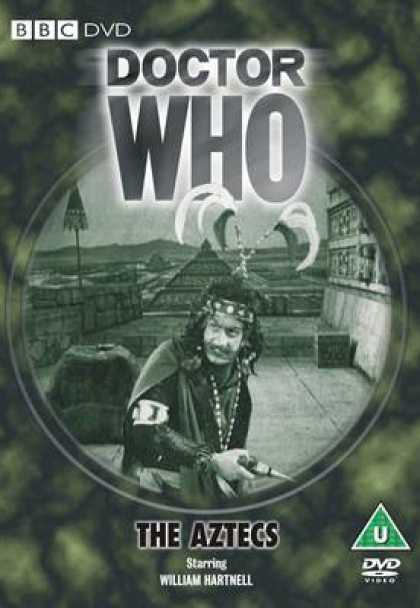 TV Series - Doctor Who - The Aztecs