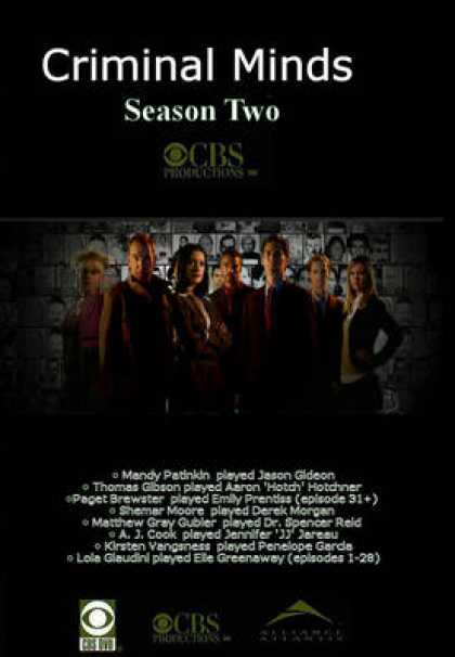 TV Series - Criminal Minds