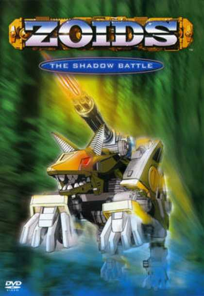 TV Series - Zoids - The Shadow Battle