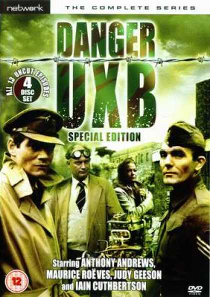 TV Series - Danger UXB The Complete Series Special Edition