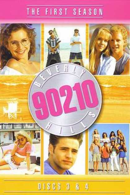 TV Series - Beverly Hills 90210 (Disc 3 & 4)