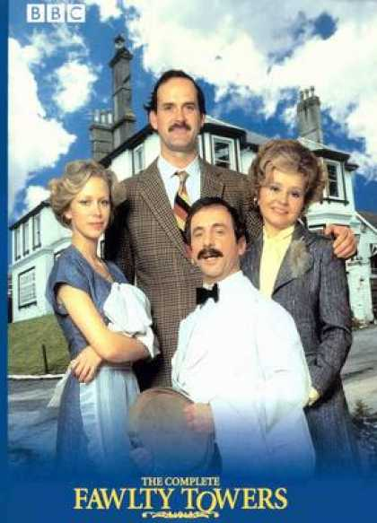 TV Series - The Complete Fawlty Towers