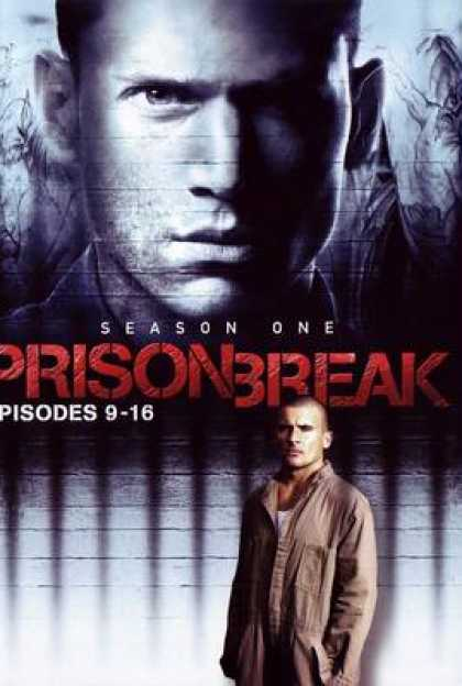 TV Series - Prison Break Episodes 9-16