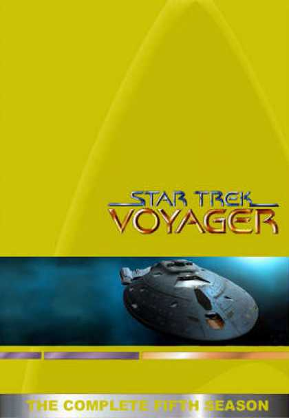 TV Series - Star Trek Voyager Di