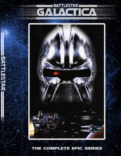 TV Series - Battlestar Galactica Complete Epic Series