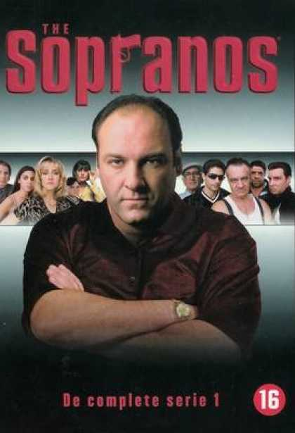 TV Series - Sopranos Box