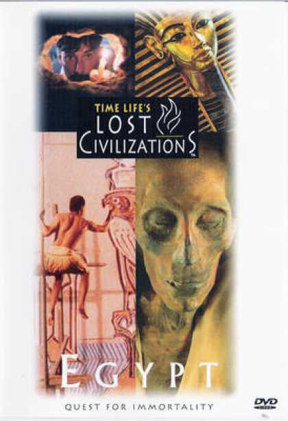 TV Series - Lost Civilizations 02 - Egypt 1997