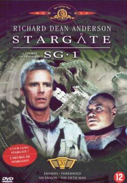 TV Series - Stargate SG-1 0 SCANDINAVIAN