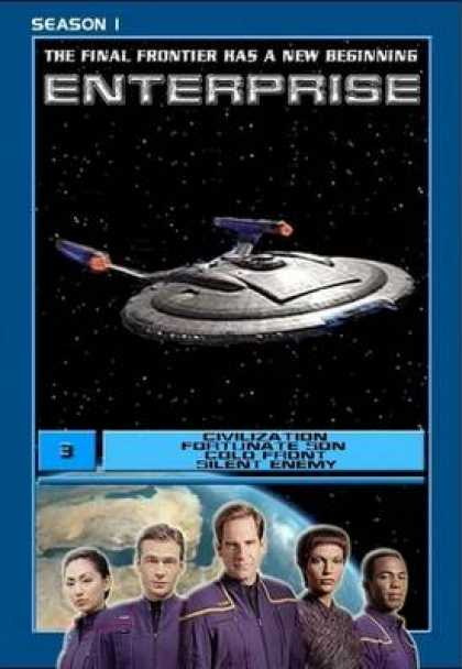 TV Series - Star Trek Enterprise Episodes 9