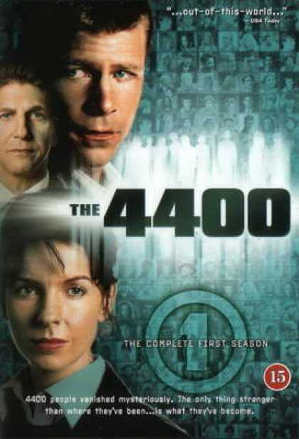 TV Series - The 4400 DK