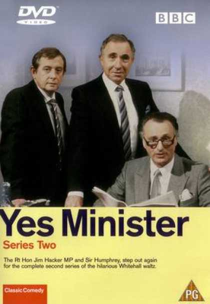 TV Series - Yes Minister