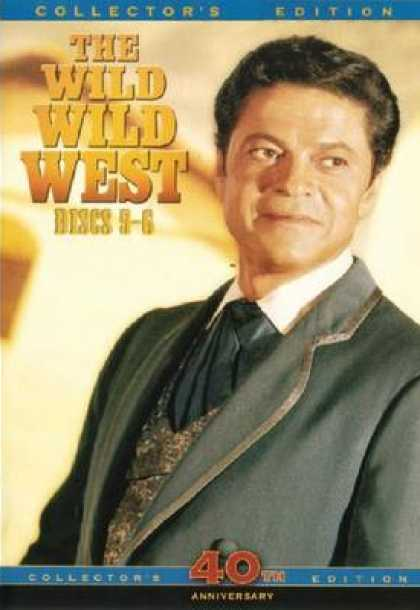 TV Series - The Wild Wild West