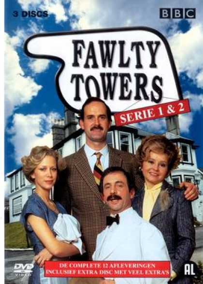 TV Series - Fawlty Towers