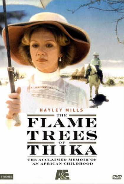 TV Series - The Flame Trees Of Thika