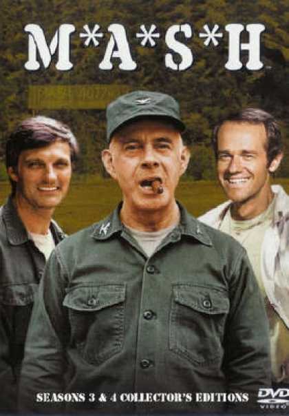 TV Series - M*A*S*H &4 CE