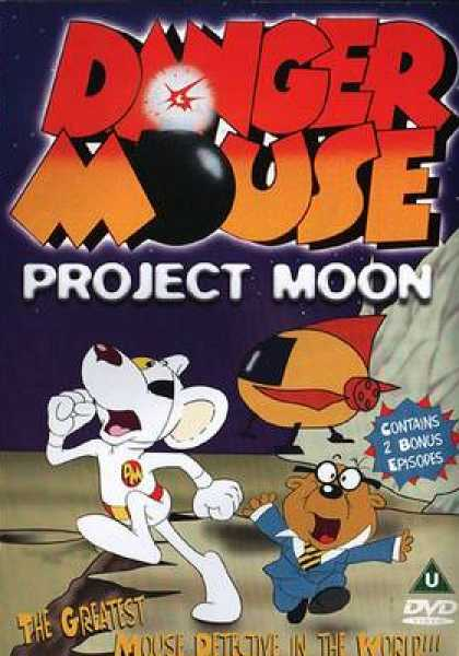 TV Series - Danger Mouse- Project Moon