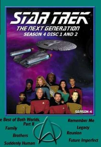 TV Series - Star Trek The Next Generation