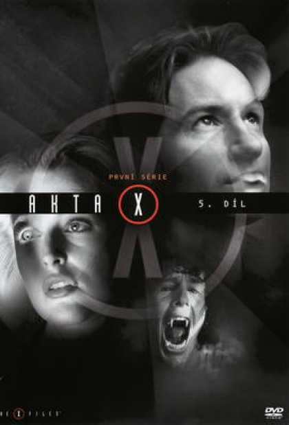 TV Series - X Files D5 CZECH