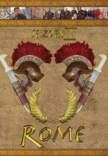 TV Series - Rome - Dvd