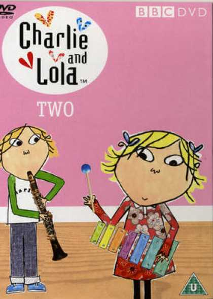 TV Series - Charlie And Lola - Two