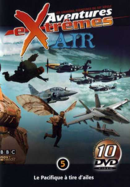 TV Series - Aventures Extreme Air
