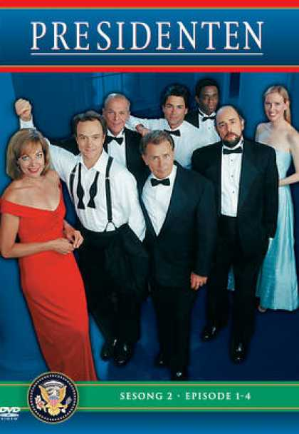 TV Series - West WingSeason Two NORWEGiAN