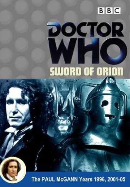 TV Series - Doctor Who - Sword Of Orion