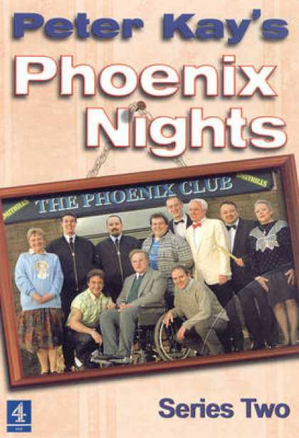 TV Series - Peter Kay's Phoenix Nights