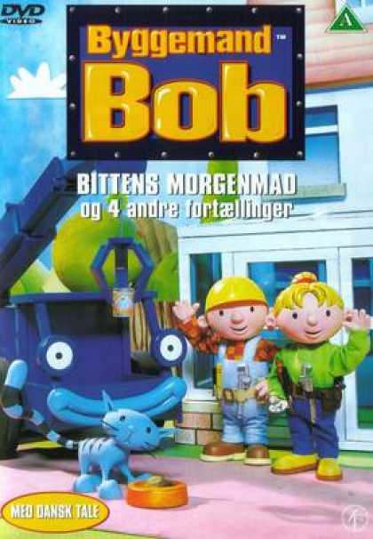 TV Series - Bob The Builder 6 Danish