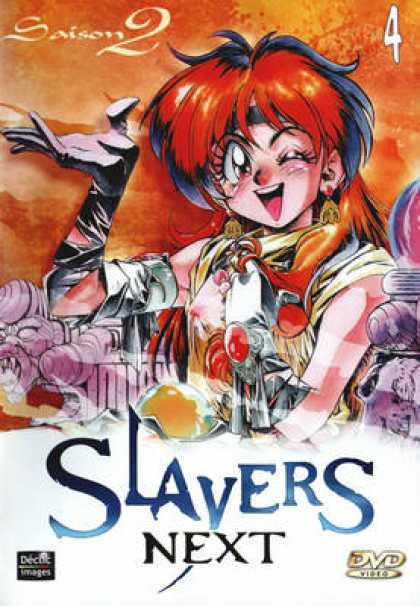 TV Series - Slayers