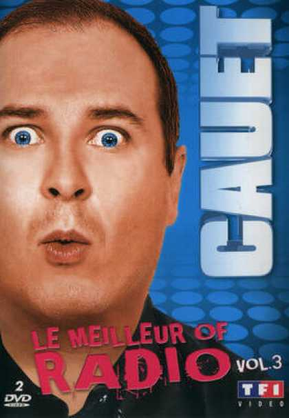 TV Series - Cauet - Le Meilleur Of Radio