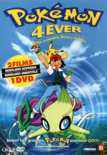 TV Series - Pokemon 4 Ever