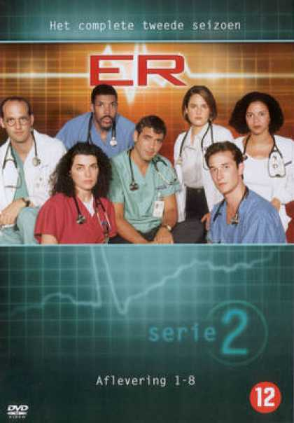 TV Series - ER - Dvd