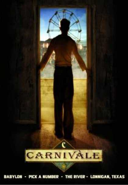 TV Series - Carnivale Episodes 5 - 8 H