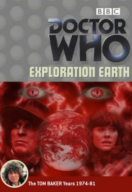 TV Series - Doctor Who - Exploration Earth