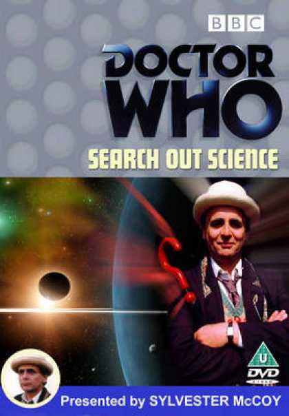 TV Series - Doctor Who - Search Out Science