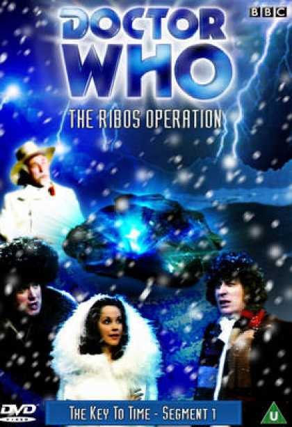 TV Series - Doctor Who - The Ribos Operation