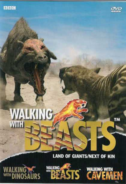 TV Series - Walking With Beasts - 7 (1999/2001/2