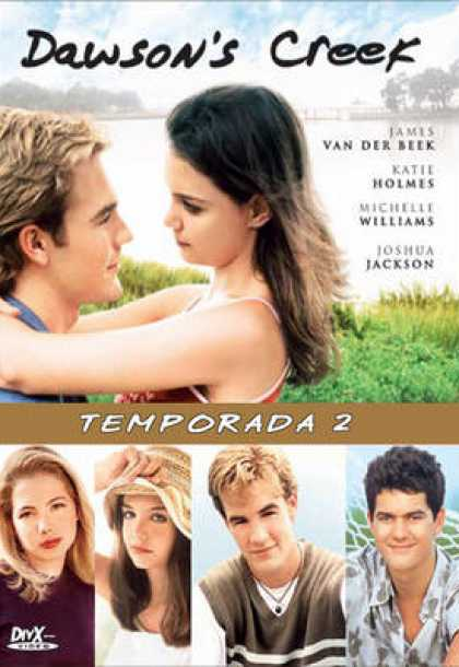 TV Series - Dawsons Creek Spanish