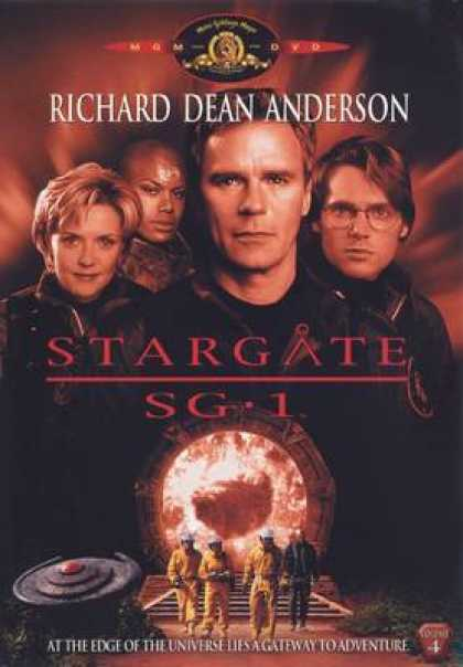 TV Series - Stargate Sg