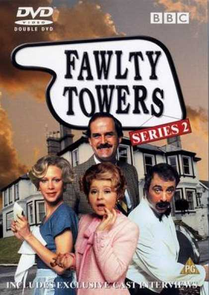 TV Series - Fawlty Towers /4