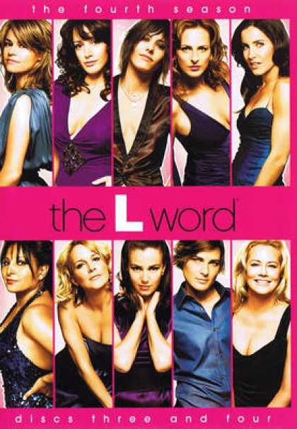 TV Series - The L Word - Discs 3 & 4