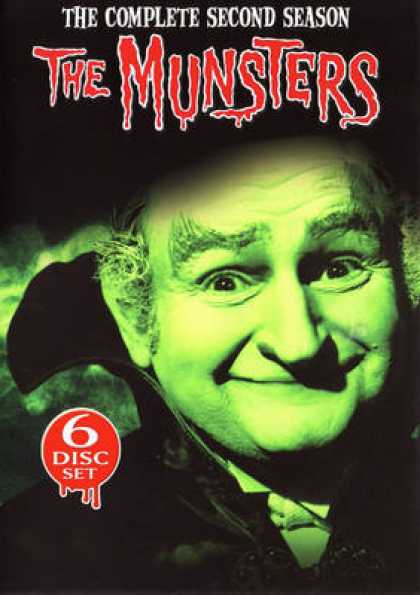 TV Series - The Munsters