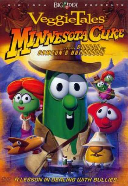 TV Series - Veggie Tales Minnesota Cuke