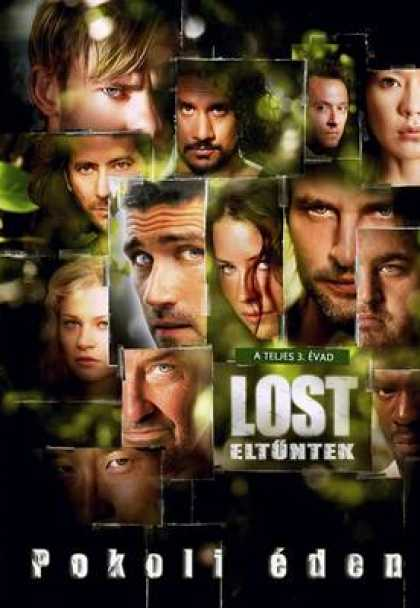 TV Series - Lost: HUNGARIAN