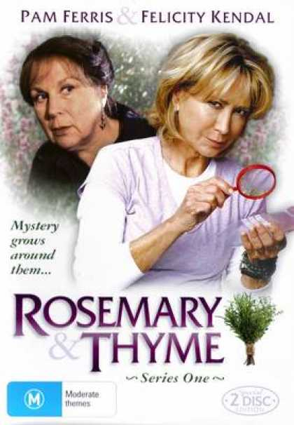 TV Series - Rosemary & Thyme