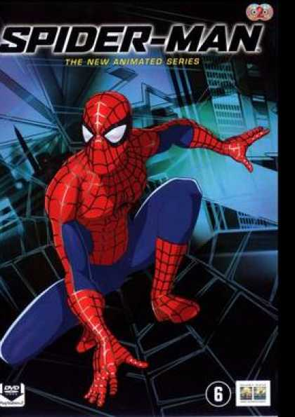 TV Series - Spider Man The New Animated Series