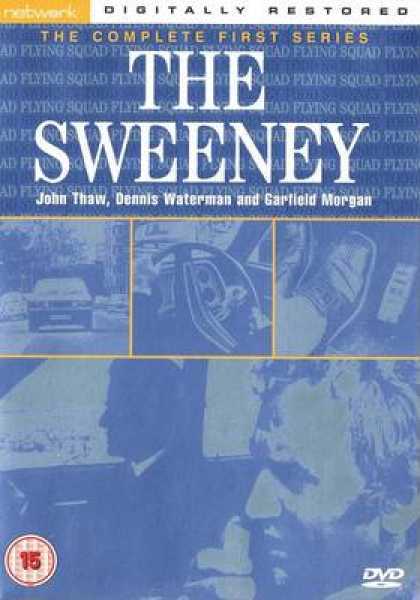 TV Series - The Sweeney Episodes 10-13